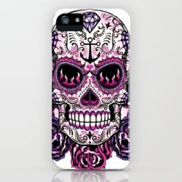 MEXICAN--HEAD iPhone Case