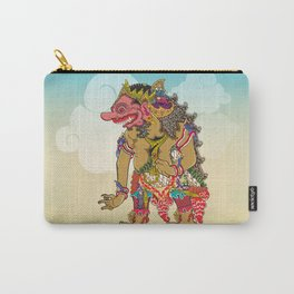 Kumbakarna character in Ramayana story Carry-All Pouch