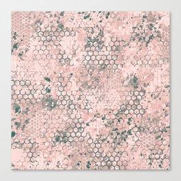 Blush Odyssey Canvas Print