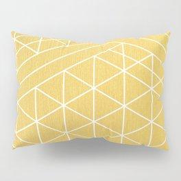 Golden Goddess Pillow Sham