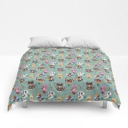 Animal Crossing Comforters