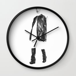 Rick Owens fall/winter 2011 Wall Clock