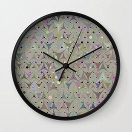 Ikebukuro Wall Clock
