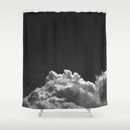 Sky effervescence Shower Curtain