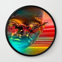 Soul Hunter Wall Clock