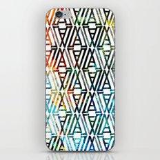 partake pattern iPhone Skin