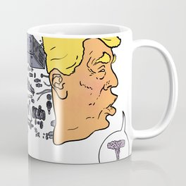 Trump disassembled Coffee Mug