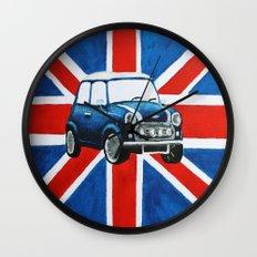 GB Mini Wall Clock