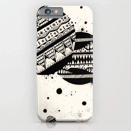 Pattern Doodle One iPhone & iPod Case