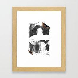 Wounded Framed Art Print