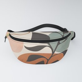 Abstract Minimal Shapes 23 Fanny Pack
