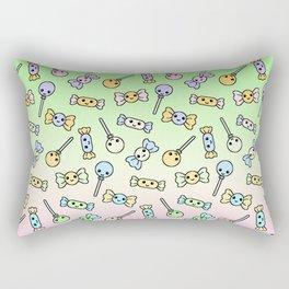 Cute Candy for Halloween Rectangular Pillow