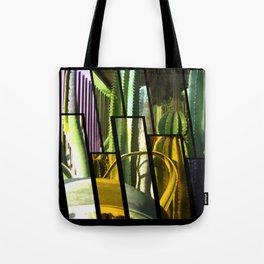 Cactus Garden Tinted 1 Tote Bag
