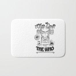 The Who Bath Mat