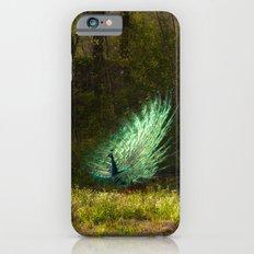 The Peacock Slim Case iPhone 6s