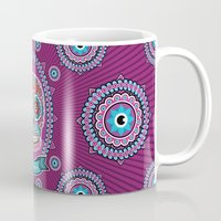 mexican Mugs featuring Mexican Skull by Xonomitl