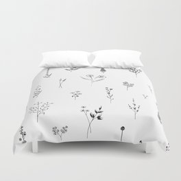 Wildflowers BIG Duvet Cover