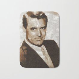 Cary Grant, Vintage Actor Bath Mat