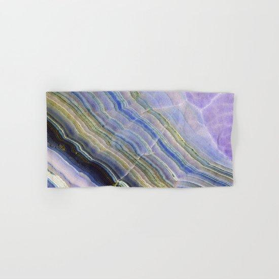 Pastel Onyx Marble II Hand & Bath Towel
