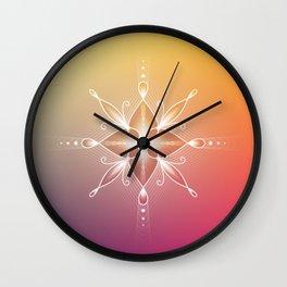 Alpha waves   Loop Wall Clock