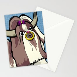 Bull Shiht Stationery Cards