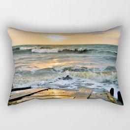 King Tide 2 Rectangular Pillow