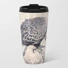 Eagle Metal Travel Mug