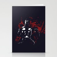 spawn Stationery Cards featuring Spawn by Timothy Wood