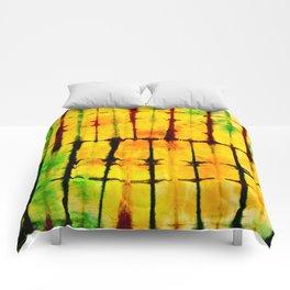 PILLOW TYE DYE 101 Comforters
