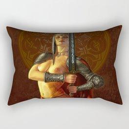 Espada Rectangular Pillow