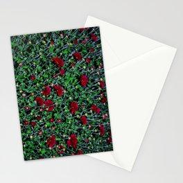 Flashy Flowers Stationery Cards