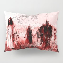 Night of the living dead Pillow Sham