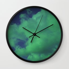 Sky- Touching The Sky With You Wall Clock