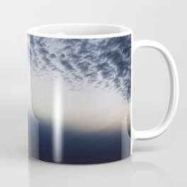 Drama above the Fjord Coffee Mug