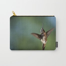 Hummingbird Swoop Carry-All Pouch