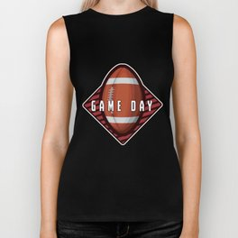 Gameday Rugby Union Football Contact Team Sports Rugger Gift Biker Tank