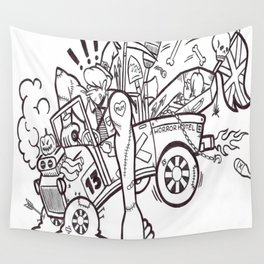 REBELS 5 Wall Tapestry