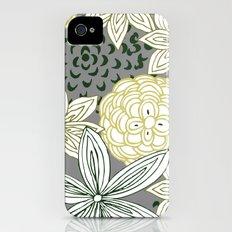 Grey Garden Slim Case iPhone (4, 4s)