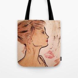 Made Up Tote Bag