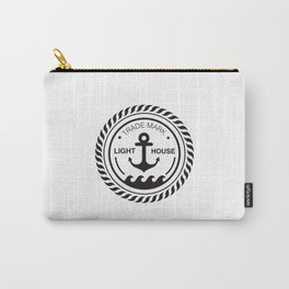 Anchor place Carry-All Pouch