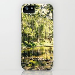 Bay Area Backwoods iPhone Case