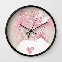 Tangle Wall Clock