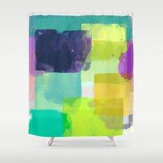 Making love  Shower Curtain