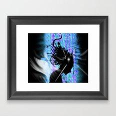 Source Codes Framed Art Print