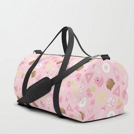 It's a Girl Duffle Bag