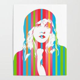 Stevie Nicks | Pop Art Poster