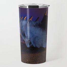 Merchant seafarer's war memorial 1 Travel Mug