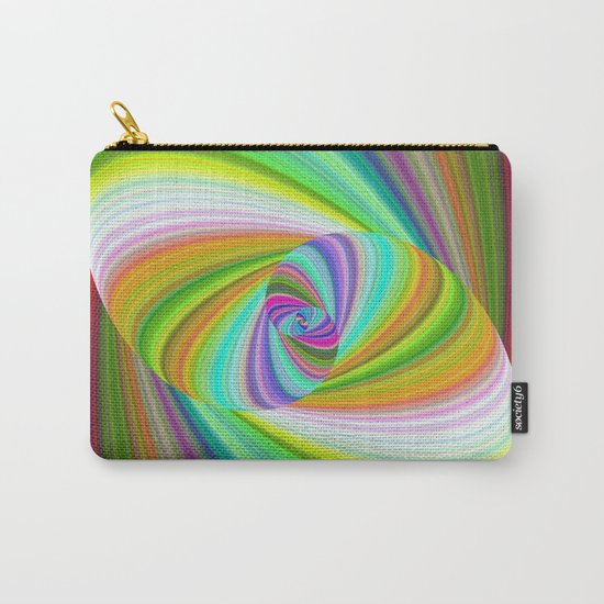Happy summer ellipse magic Carry-All Pouch