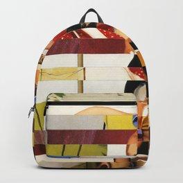 Glitch Pin-Up Redux: Emma Backpack