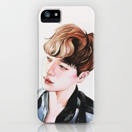 Inho iPhone Case